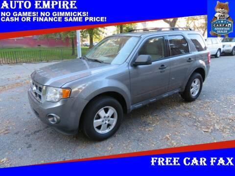 2012 Ford Escape for sale at Auto Empire in Brooklyn NY