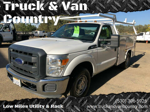 2013 Ford F-250 Super Duty for sale at Truck & Van Country in Shingle Springs CA