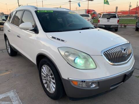 2011 Buick Enclave for sale at JAVY AUTO SALES in Houston TX
