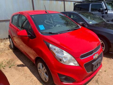 2014 Chevrolet Spark for sale at Street Smart Auto Brokers in Colorado Springs CO