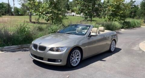 2008 BMW 3 Series for sale at Hatimi Auto LLC in Austin TX