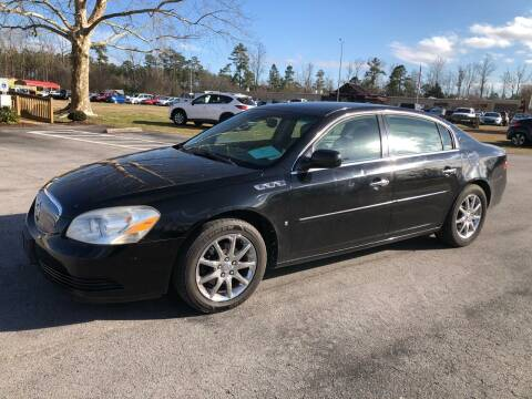 2008 Buick Lucerne for sale at IH Auto Sales in Jacksonville NC