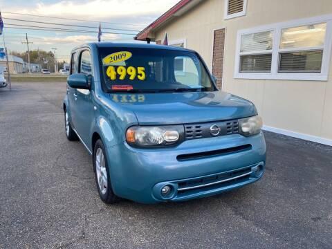 2009 Nissan cube for sale at Port City Auto Sales in Baton Rouge LA