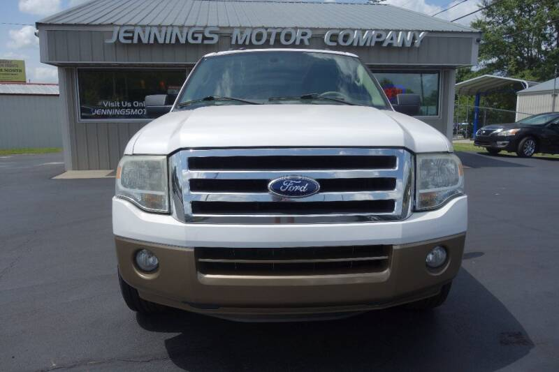 2014 Ford Expedition for sale at Jennings Motor Company in West Columbia SC
