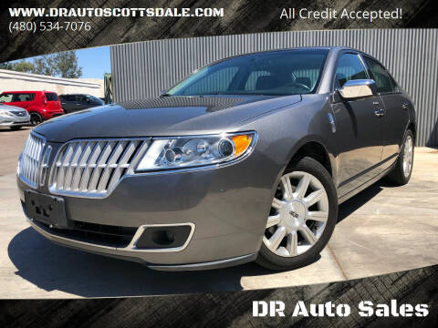 2012 Lincoln MKZ for sale at DR Auto Sales in Scottsdale AZ