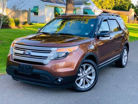 2011 Ford Explorer for sale at Y&H Auto Planet in West Sand Lake NY