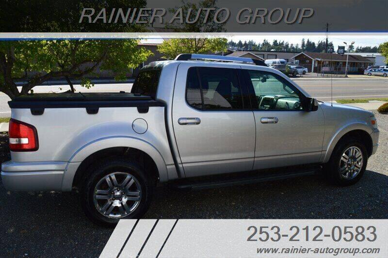 2010 Ford Explorer Sport Trac for sale in Tacoma, WA