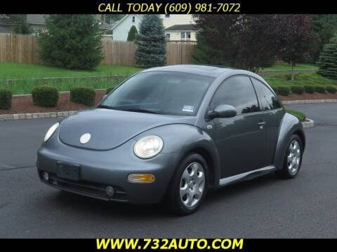 2002 Volkswagen New Beetle for sale at Absolute Auto Solutions in Hamilton NJ