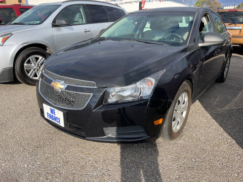 2012 Chevrolet Cruze for sale at eAutoDiscount in Buffalo NY