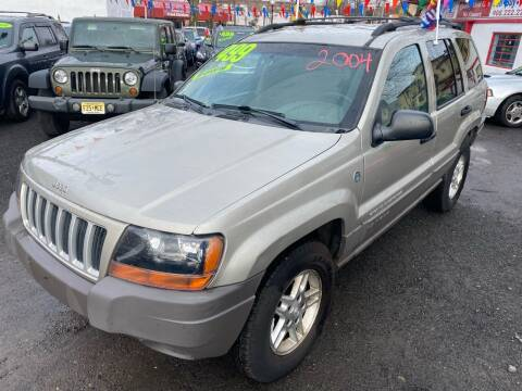 2004 Jeep Grand Cherokee for sale at Best Cars R Us in Plainfield NJ