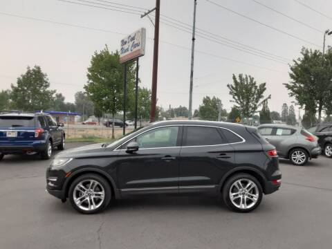 2015 Lincoln MKC for sale at New Deal Used Cars in Spokane Valley WA