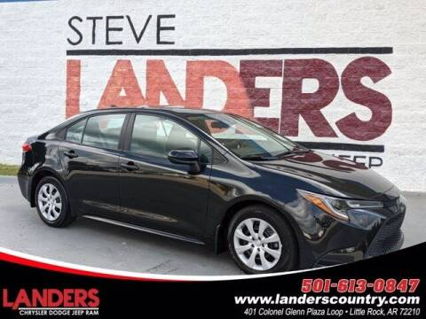 2020 Toyota Corolla for sale at The Car Guy powered by Landers CDJR in Little Rock AR