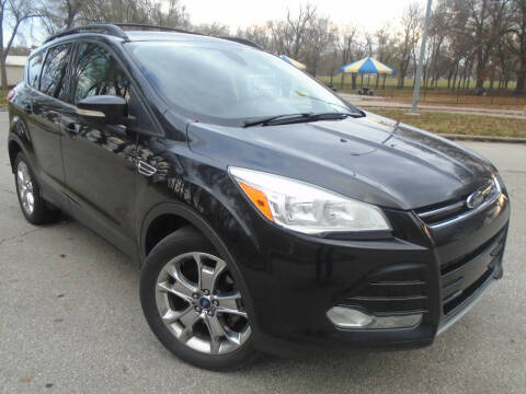 2013 Ford Escape for sale at Sunshine Auto Sales in Kansas City MO