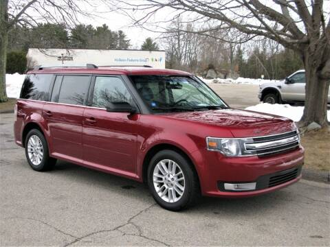 2013 Ford Flex for sale at The Car Vault in Holliston MA
