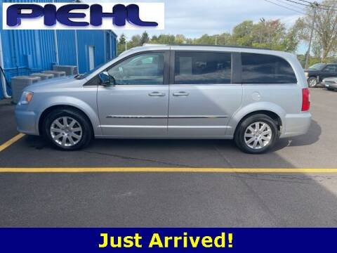 2011 Chrysler Town and Country for sale at Piehl Motors - PIEHL Chevrolet Buick Cadillac in Princeton IL