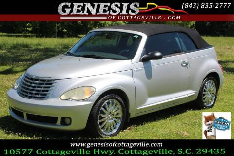 2006 Chrysler PT Cruiser for sale at Genesis Of Cottageville in Cottageville SC