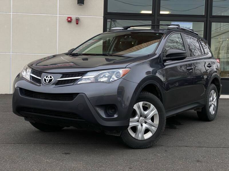 2014 Toyota RAV4 for sale at MAGIC AUTO SALES in Little Ferry NJ