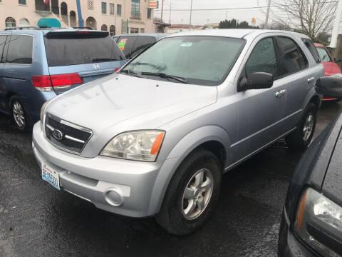 2006 Kia Sorento for sale at American Dream Motors in Everett WA