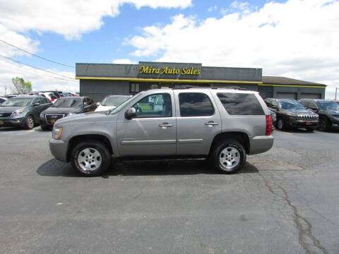 2007 Chevrolet Tahoe for sale at MIRA AUTO SALES in Cincinnati OH