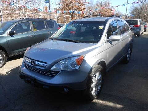 2007 Honda CR-V for sale at N H AUTO WHOLESALERS in Roslindale MA