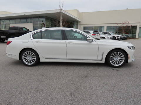 2021 BMW 7 Series for sale at Southern Auto Solutions - BMW of South Atlanta in Marietta GA