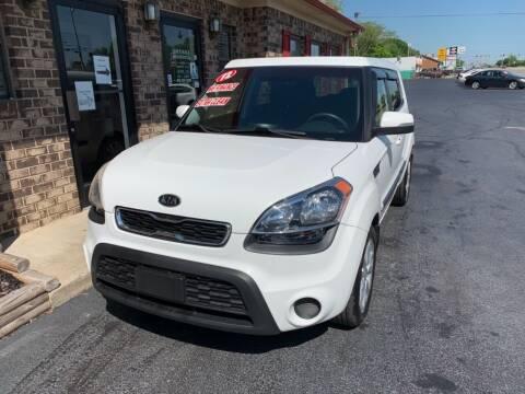 2012 Kia Soul for sale at Smyrna Auto Sales in Smyrna TN