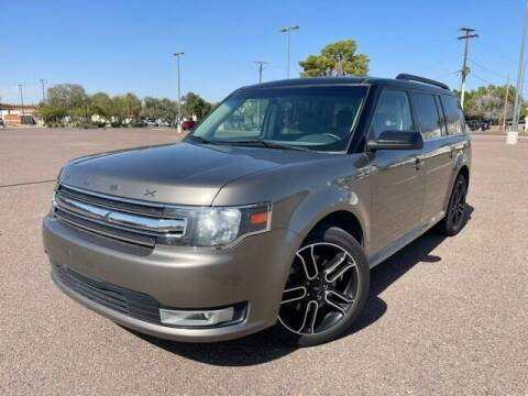 2014 Ford Flex for sale at DR Auto Sales in Glendale AZ