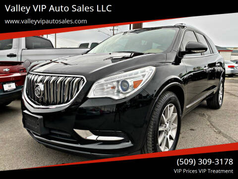 2016 Buick Enclave for sale at Valley VIP Auto Sales LLC - Valley VIP Auto Sales - E Sprague in Spokane Valley WA