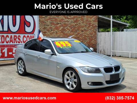 2011 BMW 3 Series for sale at Mario's Used Cars - South Houston Location in South Houston TX
