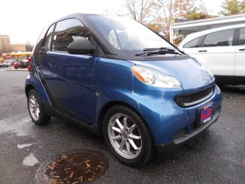 2008 Smart fortwo for sale at H & R Auto in Arlington VA