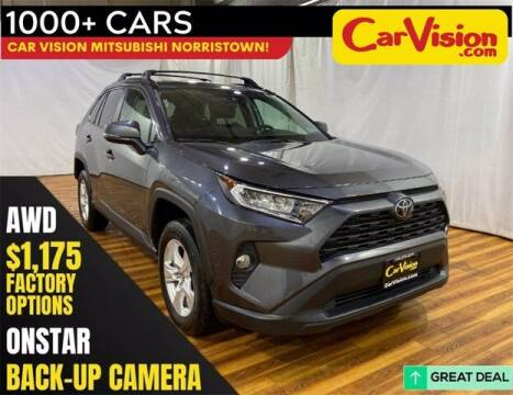 2020 Toyota RAV4 for sale at Car Vision Buying Center in Norristown PA