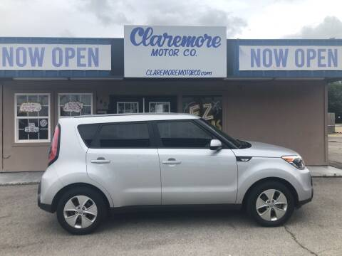 2014 Kia Soul for sale at Claremore Motor Company in Claremore OK