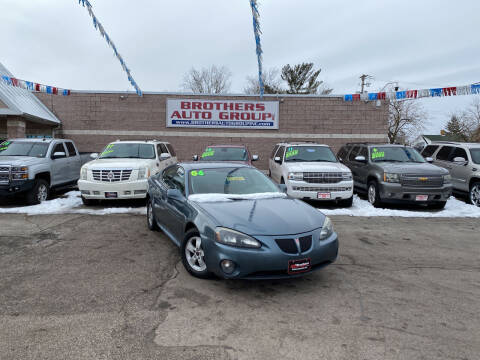 2006 Pontiac Grand Prix for sale at Brothers Auto Group in Youngstown OH