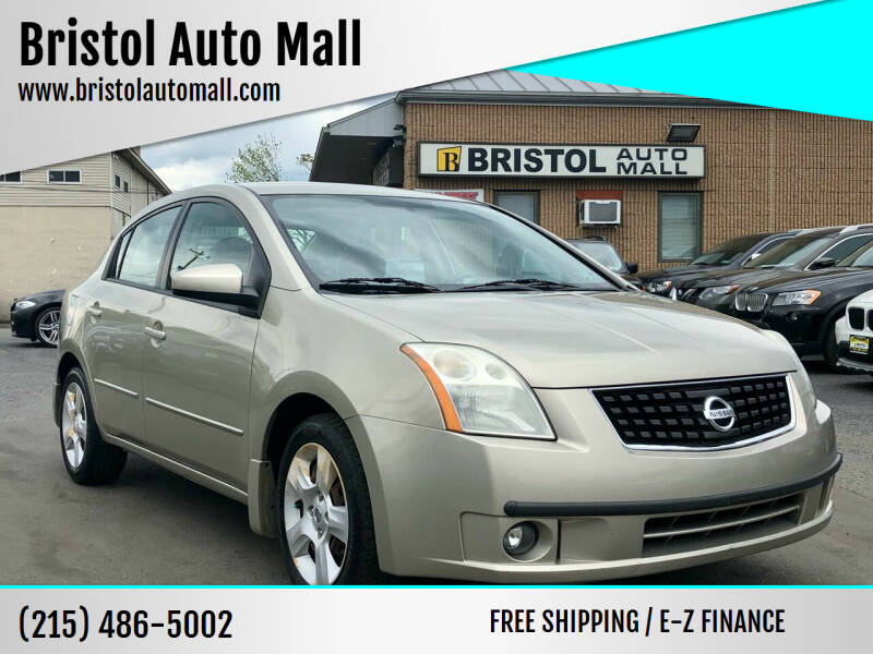 2009 Nissan Sentra for sale in Levittown, PA