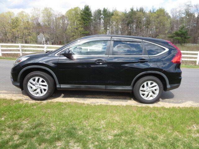2016 Honda CR-V for sale at Renaissance Auto Wholesalers in Newmarket NH