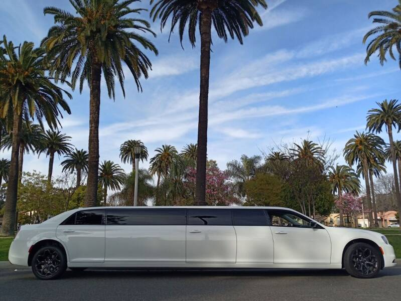 2019 Chrysler 300 for sale at American Limousine Sales in Los Angeles CA