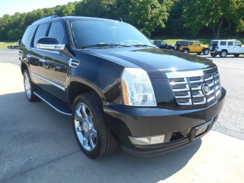 2007 Cadillac Escalade for sale at Maczuk Automotive Group in Hermann MO
