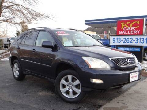2005 Lexus RX 330 for sale at KC Car Gallery in Kansas City KS