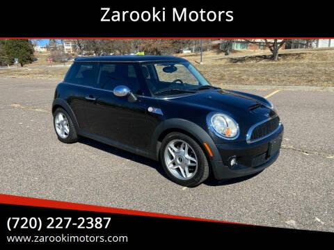 2009 MINI Cooper for sale at Zarooki Motors in Englewood CO