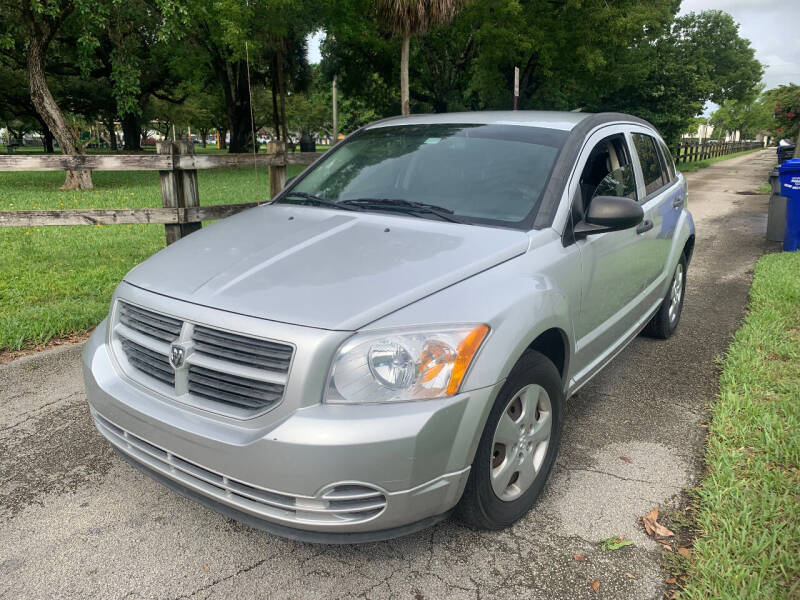 2011 Dodge Caliber for sale at LESS PRICE AUTO BROKER in Hollywood FL