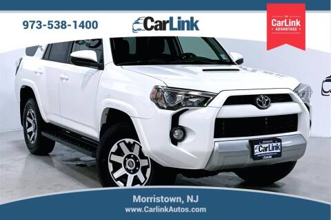 2018 Toyota 4Runner for sale at CarLink in Morristown NJ