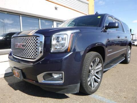 2017 GMC Yukon XL for sale at Torgerson Auto Center in Bismarck ND