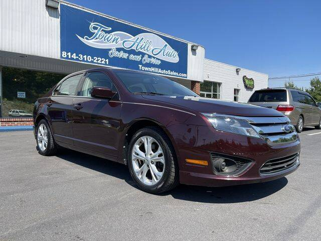 2012 Ford Fusion for sale in Bedford, PA