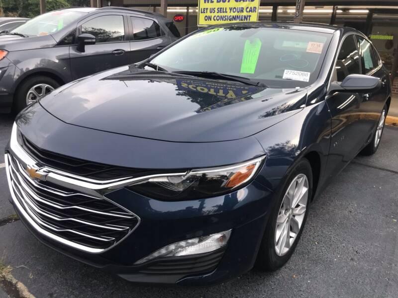 2020 Chevrolet Malibu for sale at Scotty's Auto Sales, Inc. in Elkin NC