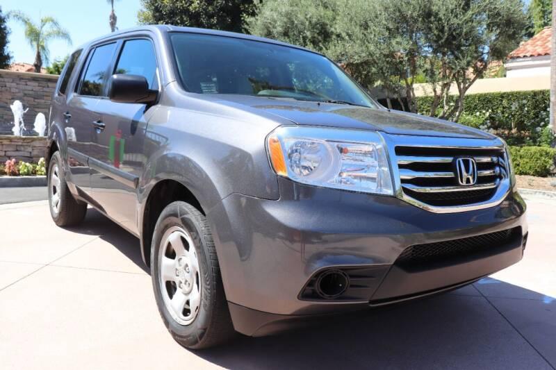 2015 Honda Pilot for sale at Newport Motor Cars llc in Costa Mesa CA
