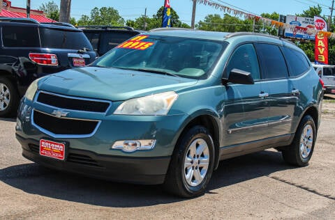 2009 Chevrolet Traverse for sale at SOLOMA AUTO SALES in Grand Island NE
