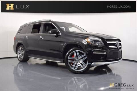 2015 Mercedes-Benz GL-Class for sale at HGREG LUX EXCLUSIVE MOTORCARS in Pompano Beach FL