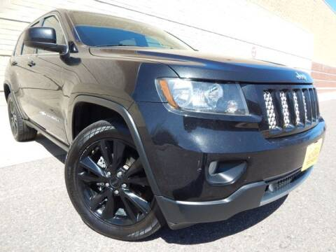 2013 Jeep Grand Cherokee for sale at Altitude Auto Sales in Denver CO