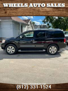 2010 Nissan Armada for sale at Wheels Auto Sales in Bloomington IN
