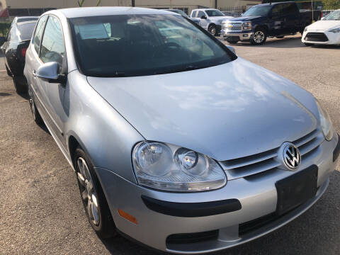2009 Volkswagen Rabbit for sale at Auto Access in Irving TX